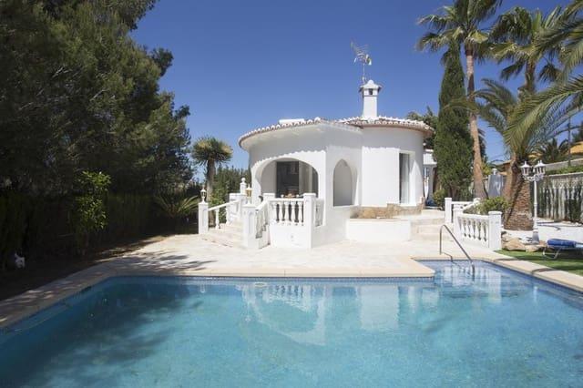 2 camera da letto Villa da affitare come casa vacanza in Pinosol con piscina garage - 963 € (Rif: 3712559)