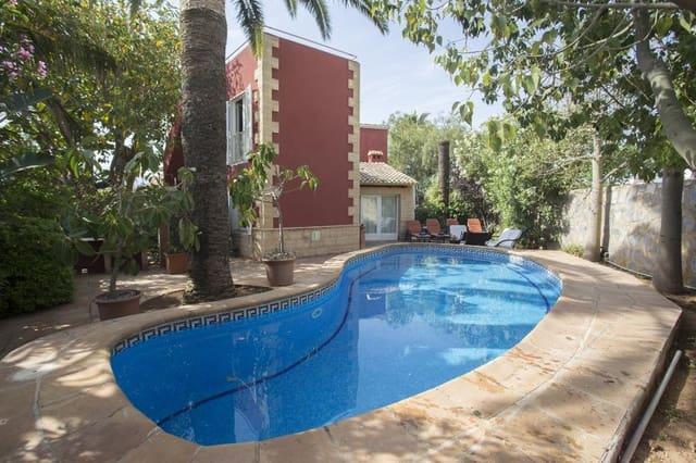 3 sypialnia Willa na kwatery wakacyjne w Denia z basenem garażem - 493 € (Ref: 3712561)