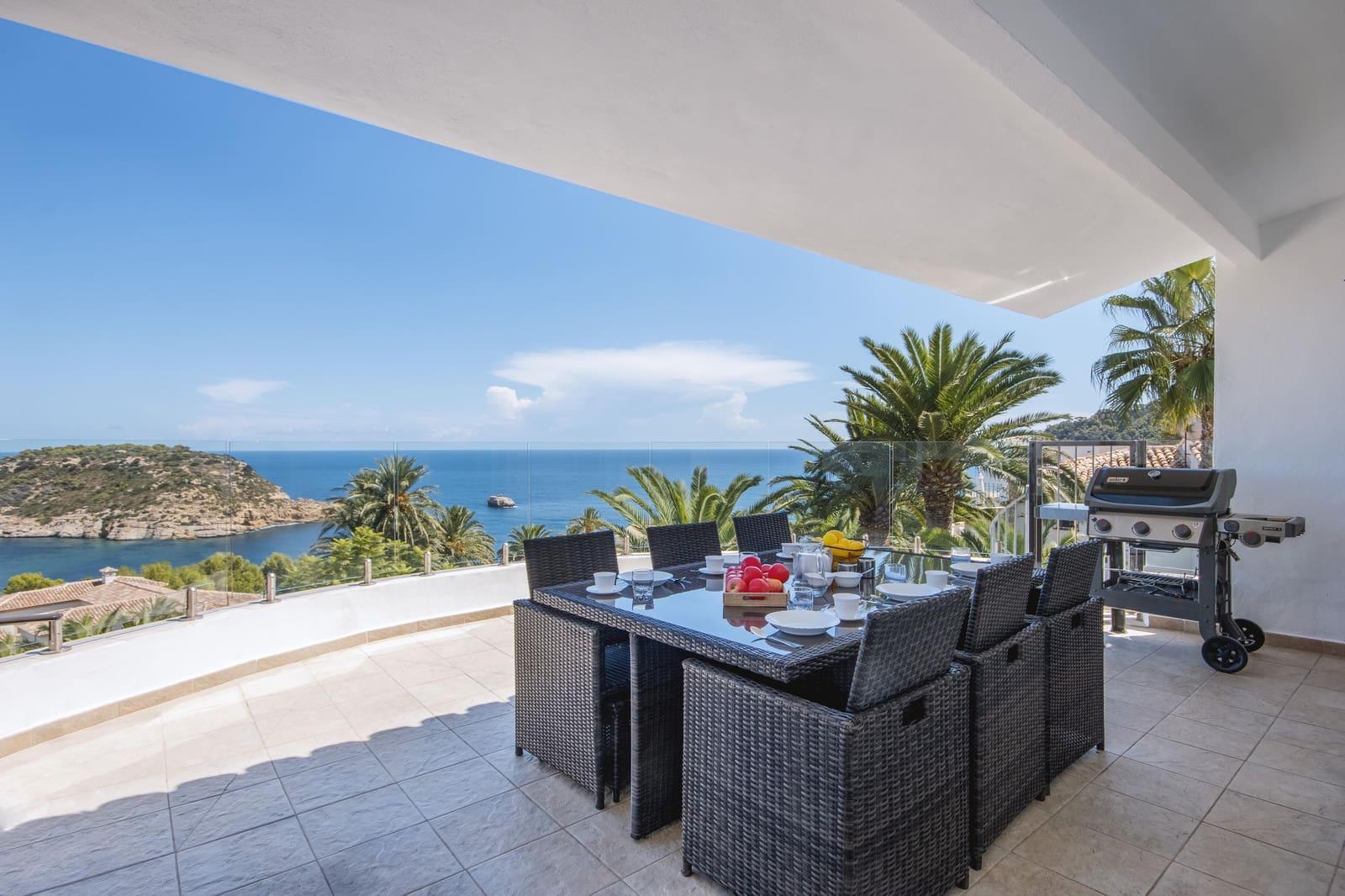 6 sypialnia Willa na kwatery wakacyjne w Mar Azul z basenem garażem - 1 460 € (Ref: 3777688)