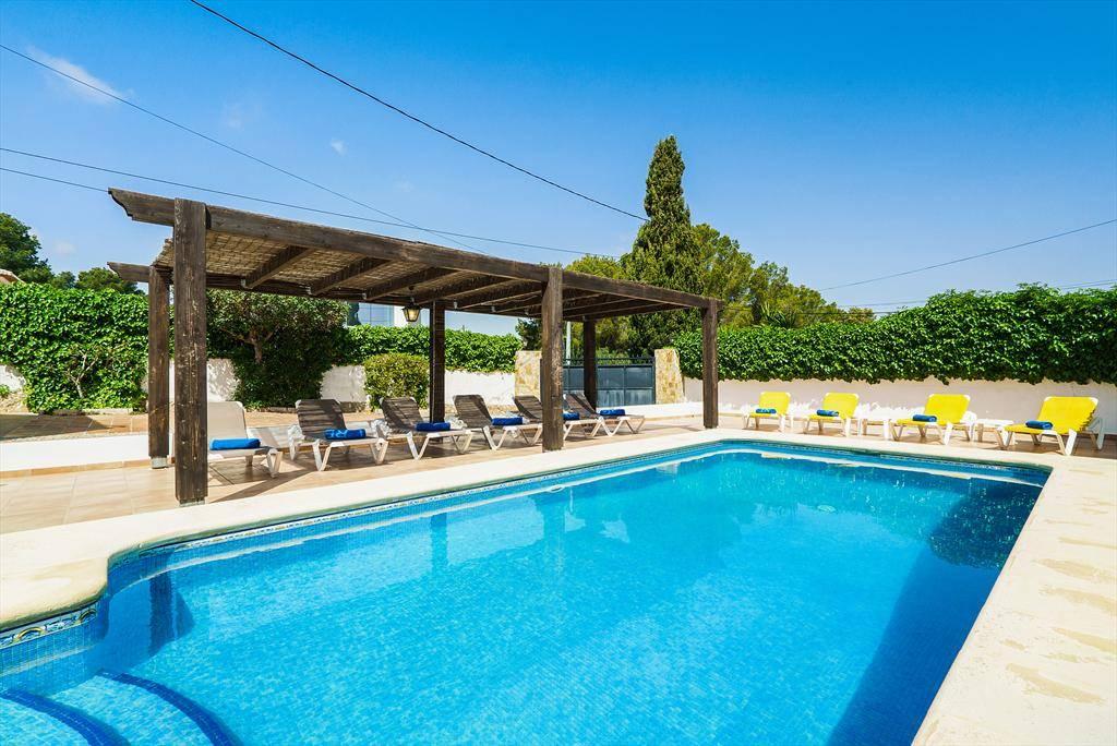 4 sypialnia Willa na kwatery wakacyjne w Javea / Xabia z basenem - 343 € (Ref: 3799272)