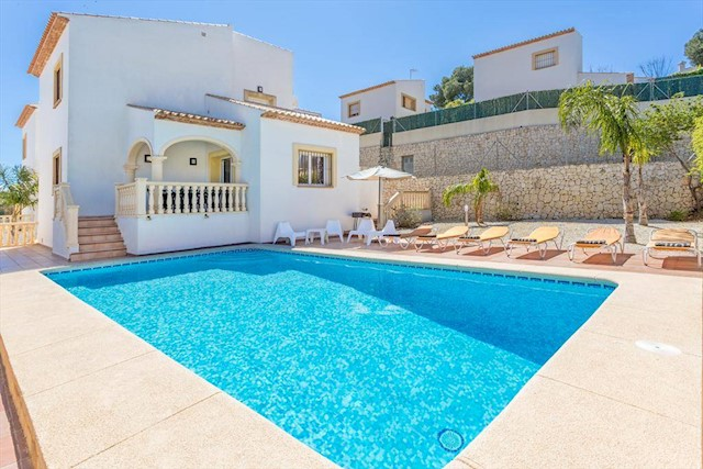 2 bedroom Finca/Country House for holiday rental in Javea / Xabia with pool - € 282 (Ref: 3799286)