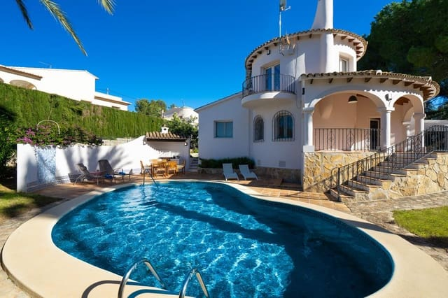 1 bedroom Finca/Country House for holiday rental in Denia with pool garage - € 461 (Ref: 3865628)
