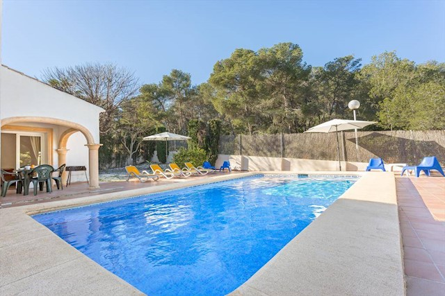 1 bedroom Finca/Country House for holiday rental in Javea / Xabia with pool - € 219 (Ref: 3928603)