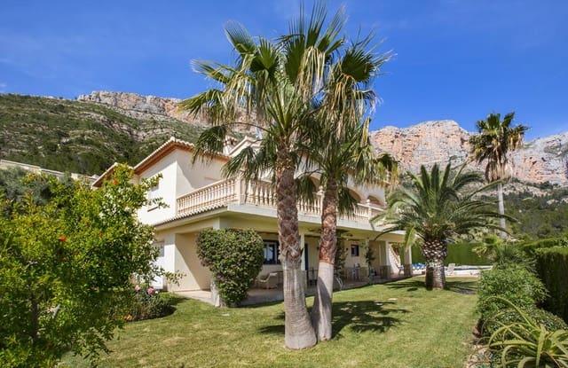 3 camera da letto Villa da affitare come casa vacanza in Javea / Xabia con piscina garage - 612 € (Rif: 4026169)