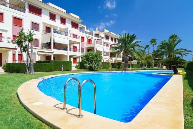 3 Zimmer Ferienapartment in Denia mit Pool Garage - 355 € (Ref: 4391862)