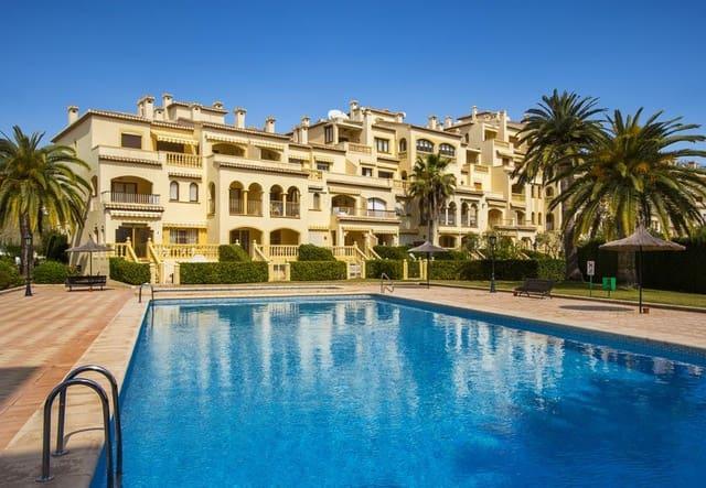 2 sypialnia Apartament na kwatery wakacyjne w Javea / Xabia z basenem garażem - 471 € (Ref: 4523811)