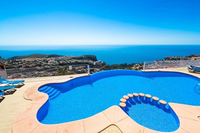 3 bedroom Apartment for holiday rental in Cumbre del Sol with garage - € 311 (Ref: 4586271)
