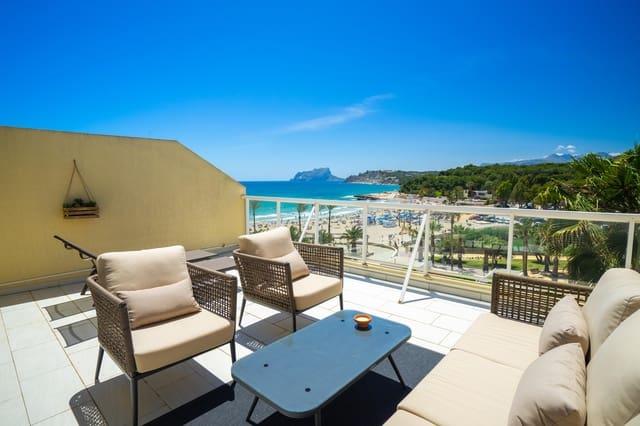 2 sypialnia Apartament na kwatery wakacyjne w Moraira z garażem - 635 € (Ref: 4616696)