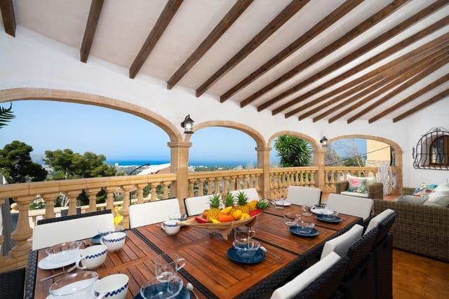 Chalet de 5 habitaciones en Pinosol en alquiler vacacional con piscina garaje - 1.359 € (Ref: 4668149)