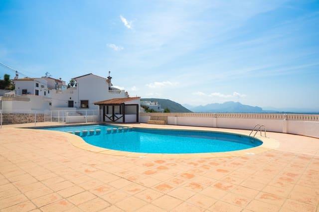 Apartamento de 2 habitaciones en Dénia en alquiler vacacional con piscina garaje - 500 € (Ref: 4668152)