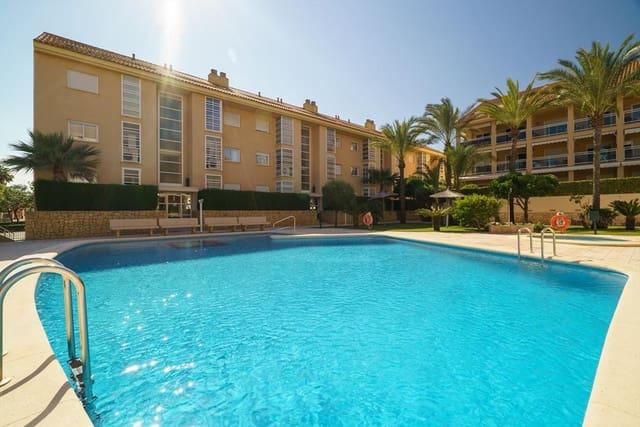 2 sypialnia Apartament na kwatery wakacyjne w Javea / Xabia z garażem - 195 € (Ref: 4698074)