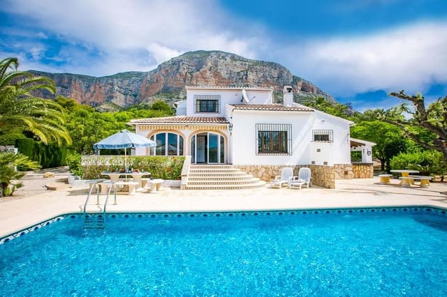 3 bedroom Finca/Country House for holiday rental in Javea / Xabia with pool garage - € 660 (Ref: 4822315)