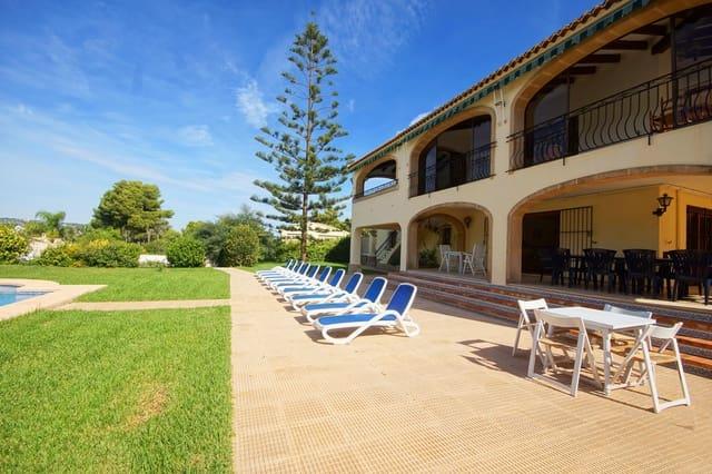 3 sypialnia Finka/Dom wiejski na kwatery wakacyjne w Adsubia z basenem garażem - 785 € (Ref: 4836020)