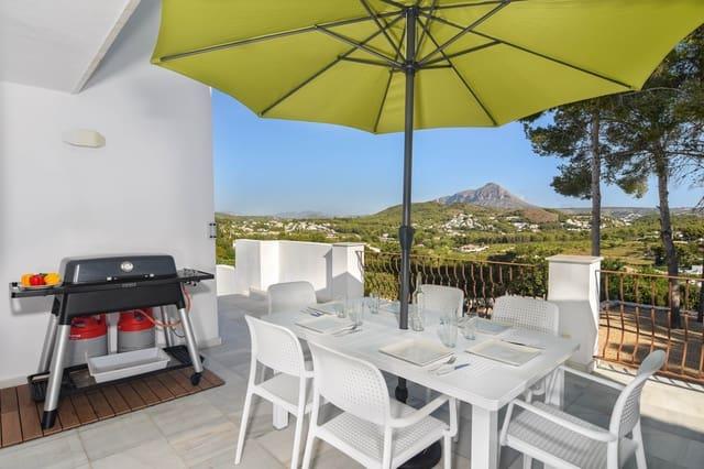 3 sypialnia Willa na kwatery wakacyjne w Pinosol z basenem garażem - 735 € (Ref: 5159683)