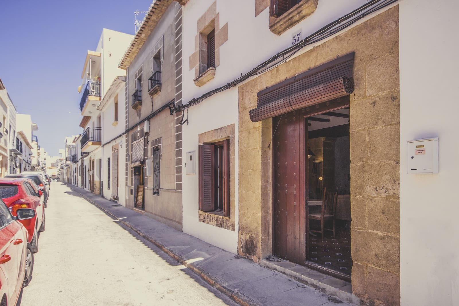 Casa de 2 habitaciones en Javea / Xàbia en alquiler vacacional con piscina garaje - 449 € (Ref: 5480720)