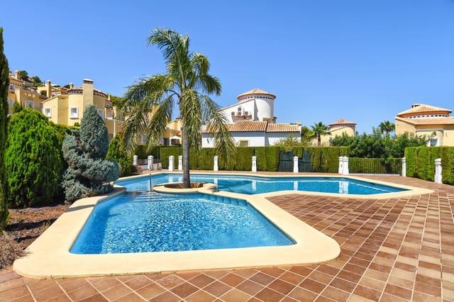 Chalet de 2 habitaciones en La Sella en alquiler vacacional con piscina garaje - 347 € (Ref: 5518110)