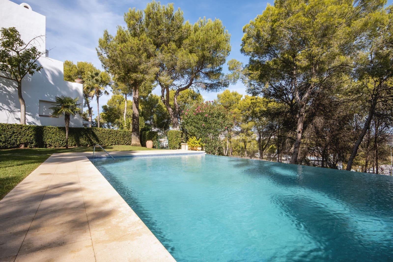 Casa de 3 habitaciones en Javea / Xàbia en alquiler vacacional con piscina garaje - 561 € (Ref: 5640491)