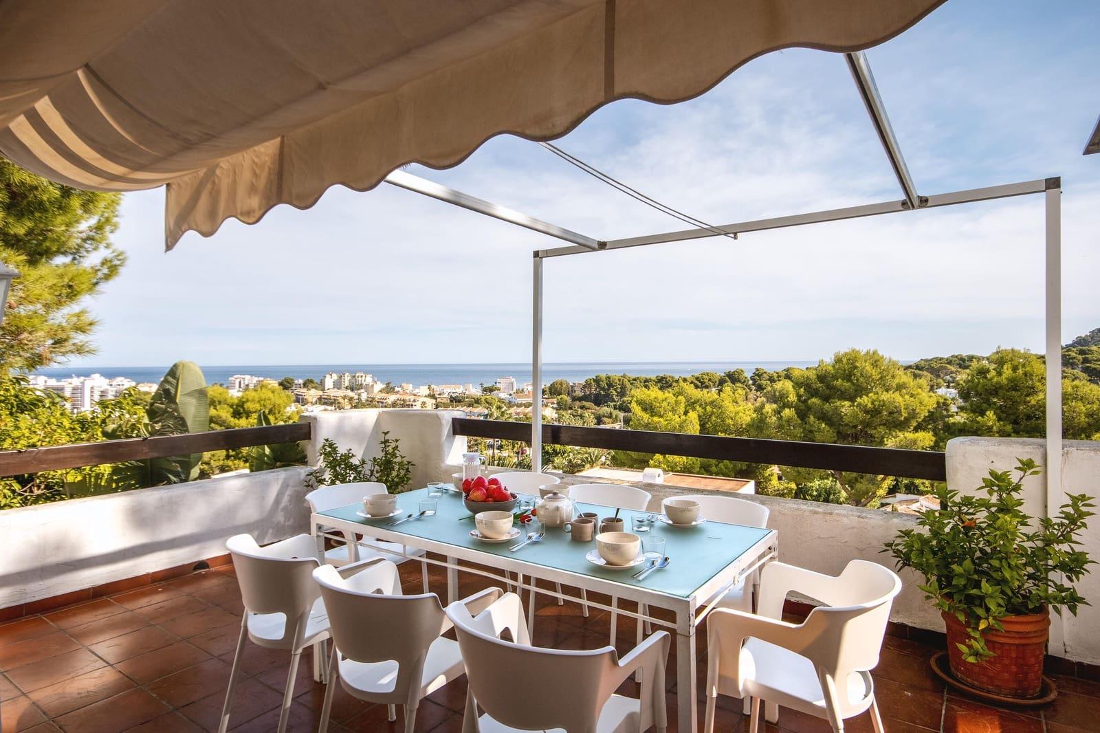 Casa de 2 habitaciones en Javea / Xàbia en alquiler vacacional con piscina garaje - 392 € (Ref: 5640492)