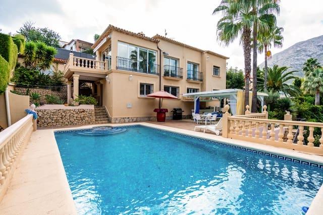 4 Zimmer Ferienvilla in La Florida mit Pool Garage - 1.057 € (Ref: 5656543)