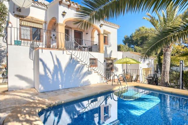 Chalet de 2 habitaciones en Senija en alquiler vacacional con piscina garaje - 352 € (Ref: 5884583)