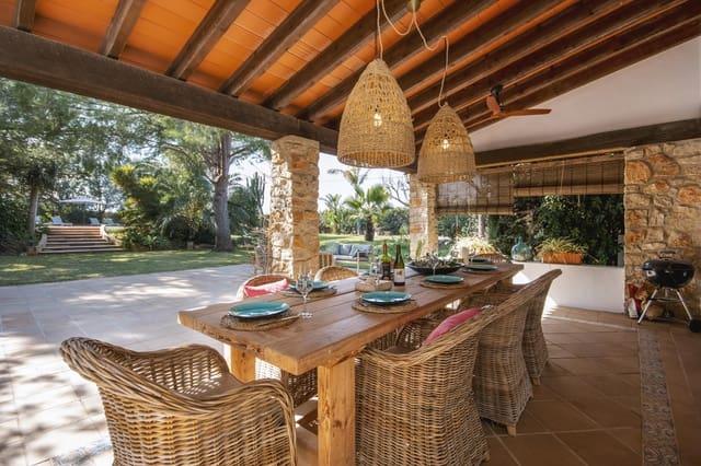 4 camera da letto Villa da affitare come casa vacanza in La Xara con piscina garage - 1.510 € (Rif: 5933166)
