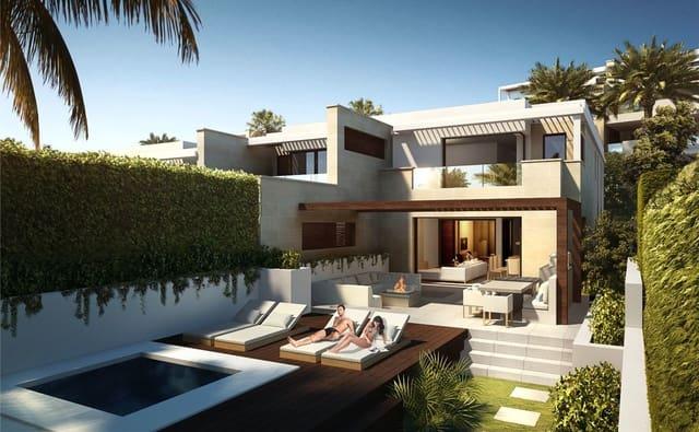 3 chambre Villa/Maison Semi-Mitoyenne à vendre à Estepona avec piscine garage - 2 160 000 € (Ref: 5992345)