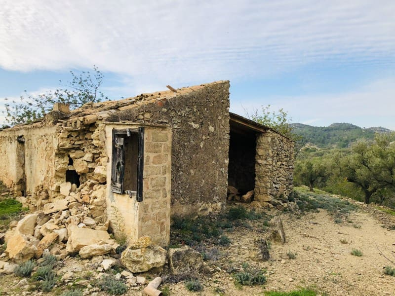 1 slaapkamer Houten huis te koop in Tortosa - € 90.000 (Ref: 5081618)