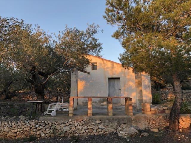 1 sovrum Trähus till salu i El Perello - 180 000 € (Ref: 5081626)