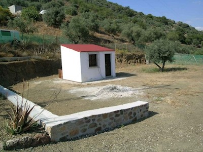 Landgrundstück zu verkaufen in Comares - 25.000 € (Ref: 1968384)