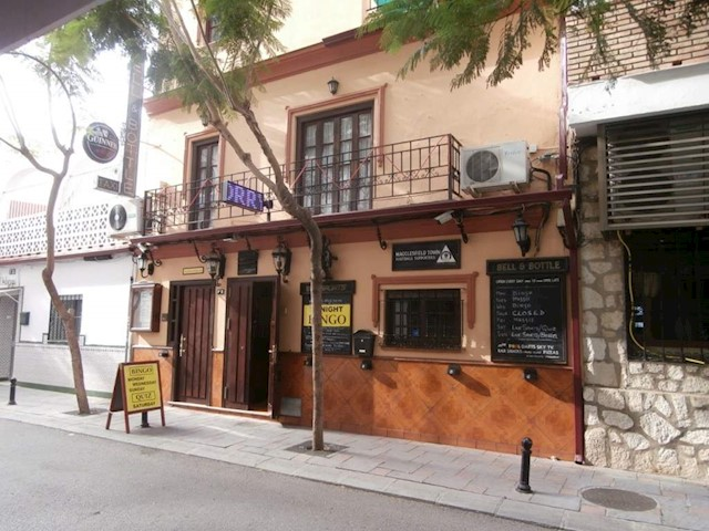 2 sovrum Restaurang/Bar till salu i Fuengirola - 780 000 € (Ref: 2163282)