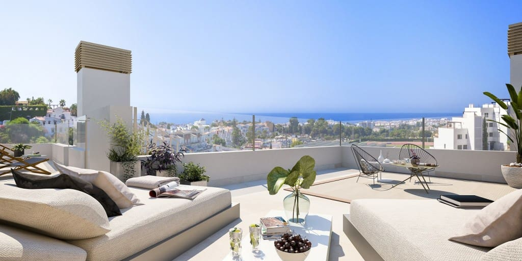 2 bedroom Apartment for sale in Nerja with pool garage - € 365,000 (Ref: 4608735)