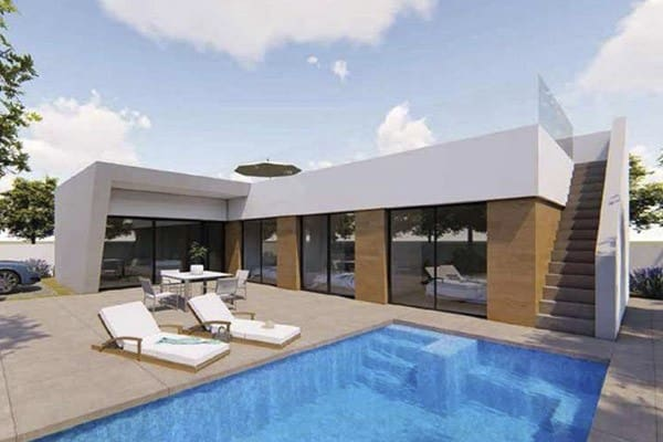 Chalet de 3 habitaciones en Benijófar en venta - 329.900 € (Ref: 4946195)