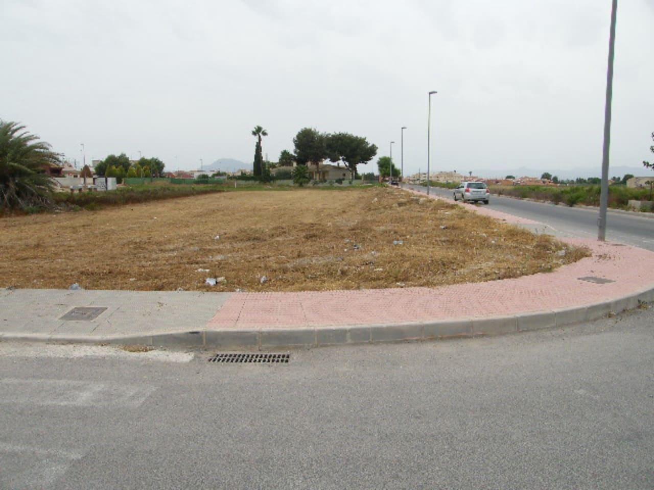 Undeveloped Land for sale in Daya Nueva - € 425,790 (Ref: 5723076)