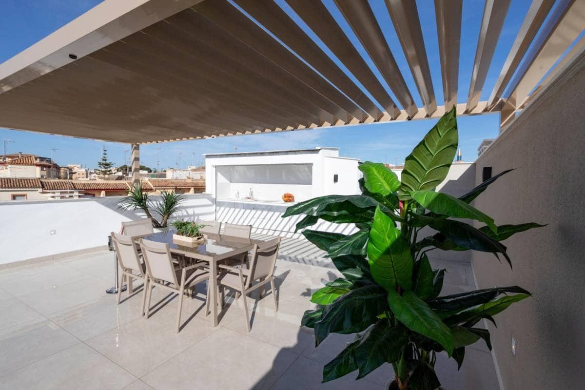3 camera da letto Attico in vendita in San Pedro del Pinatar - 196.900 € (Rif: 6108019)