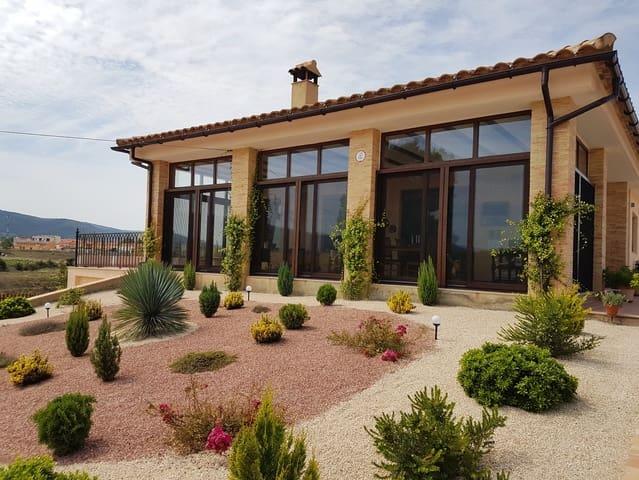 3 chambre Finca/Maison de Campagne à vendre à Fontanars dels Alforins avec piscine - 210 000 € (Ref: 3521320)