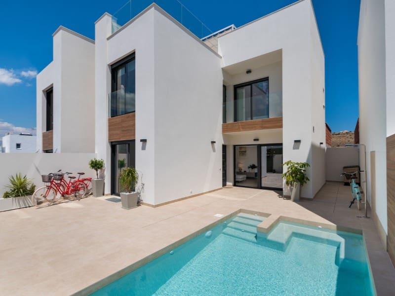 3 bedroom Villa for sale in Ciudad Quesada with pool - € 279,900 (Ref: 5032341)