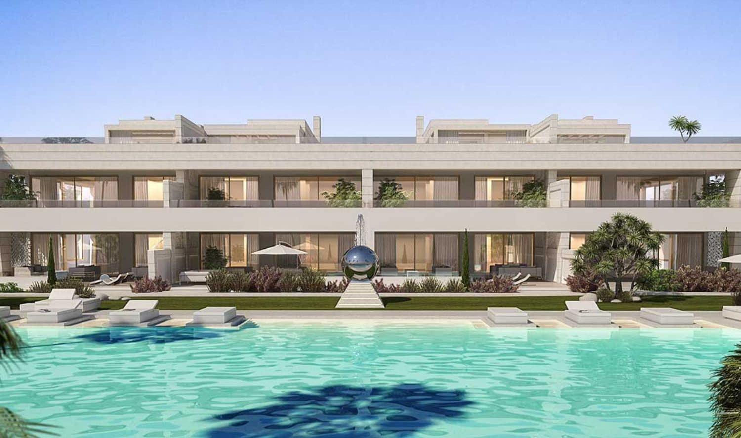 4 bedroom Apartment for sale in Marbella with pool garage - € 1,390,000 (Ref: 4282620)