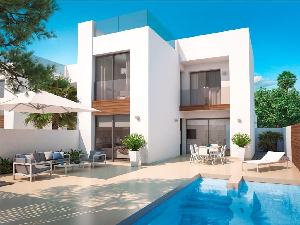 Chalet de 3 habitaciones en Benijófar en venta con piscina - 299.900 € (Ref: 3693173)