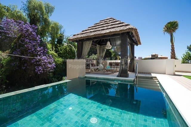 3 chambre Villa/Maison Semi-Mitoyenne à vendre à Marbella avec piscine - 1 079 000 € (Ref: 5453039)