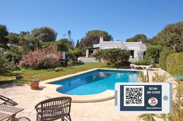 3 Zimmer Villa zu verkaufen in Cala d'Or mit Pool - 840.000 € (Ref: 2584903)