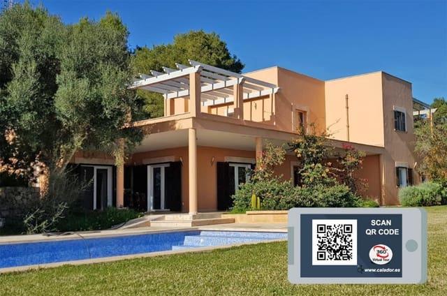 Finca/Casa Rural de 4 habitaciones en L'Horta / S'Horta en venta con piscina garaje - 750.000 € (Ref: 2584951)