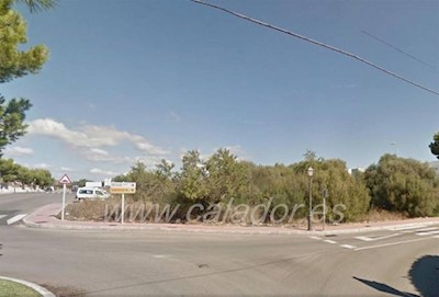 Building Plot for sale in Cala d'Or - € 367,000 (Ref: 2584978)