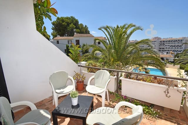 Apartamento de 2 habitaciones en Cala d'Or en venta con piscina - 210.000 € (Ref: 2943521)