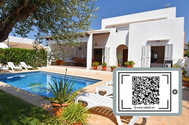 4 bedroom Villa for sale in Cala d'Or with pool - € 750,000 (Ref: 4725622)