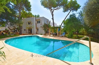 6 bedroom Villa for sale in Cala d'Or with pool - € 728,000 (Ref: 4817639)