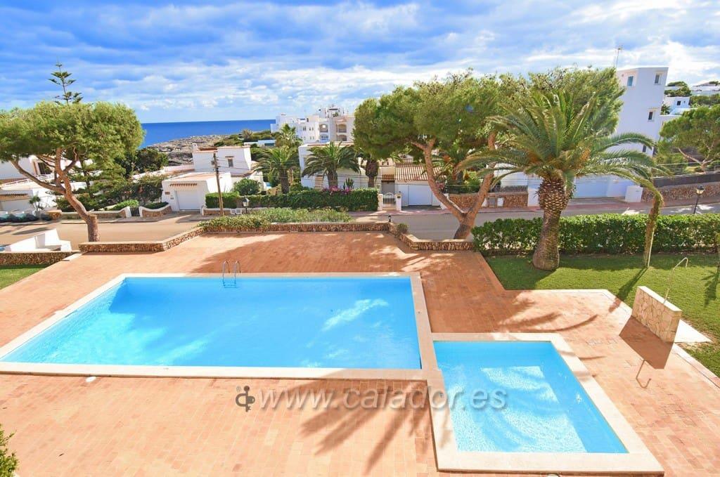3 Zimmer Apartment zu verkaufen in Cala d'Or mit Pool - 395.000 € (Ref: 4888652)