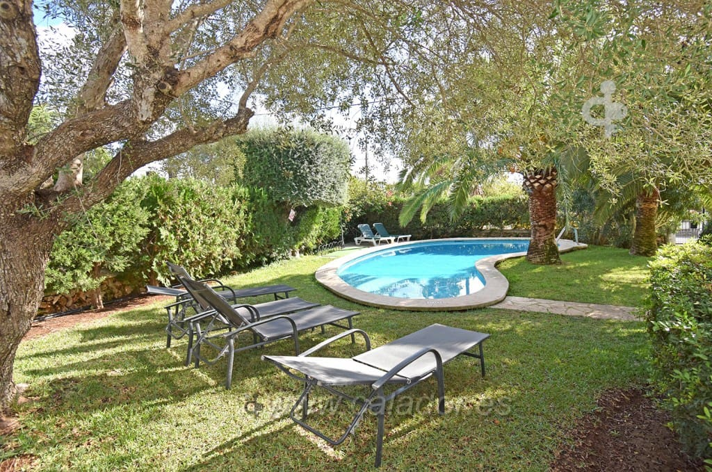 3 bedroom Villa for sale in Cala d'Or with pool garage - € 650,000 (Ref: 4894675)