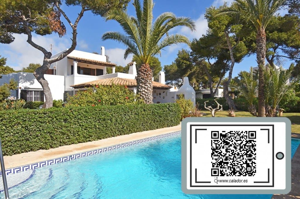 4 bedroom Villa for sale in Cala d'Or with pool - € 895,000 (Ref: 5185589)