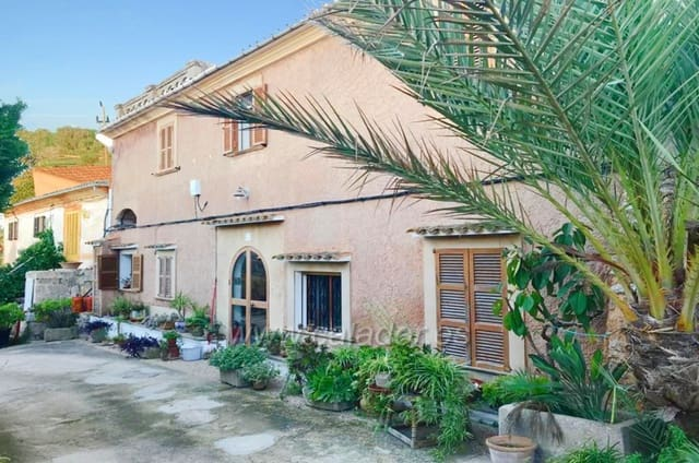 5 bedroom Finca/Country House for sale in Cas Concos with pool - € 995,000 (Ref: 5199717)