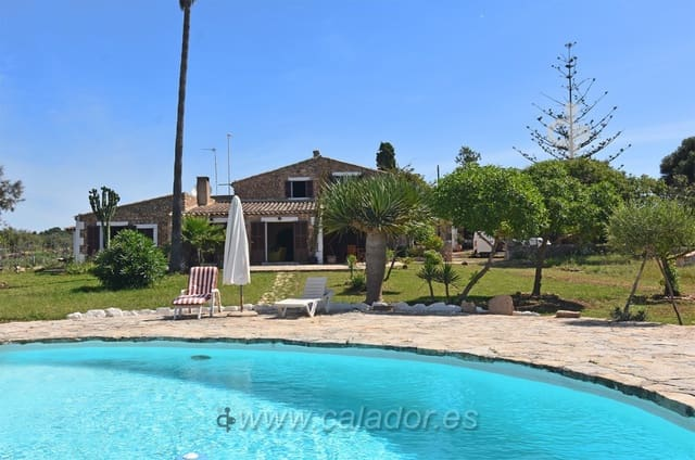 6 Zimmer Finca/Landgut zu verkaufen in Calonge mit Pool Garage - 1.475.000 € (Ref: 5290787)